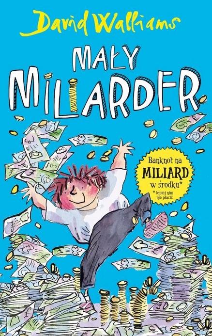 """""""Mały miliarder"""". Dlaczego Wasze dziecko nie chce nimbyć."""