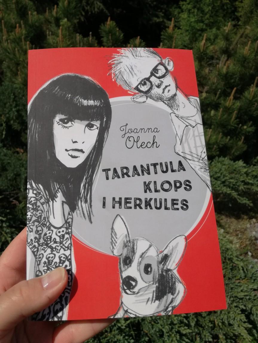 Tarantula, Klops i Herkules – moi detektywimiesiąca!