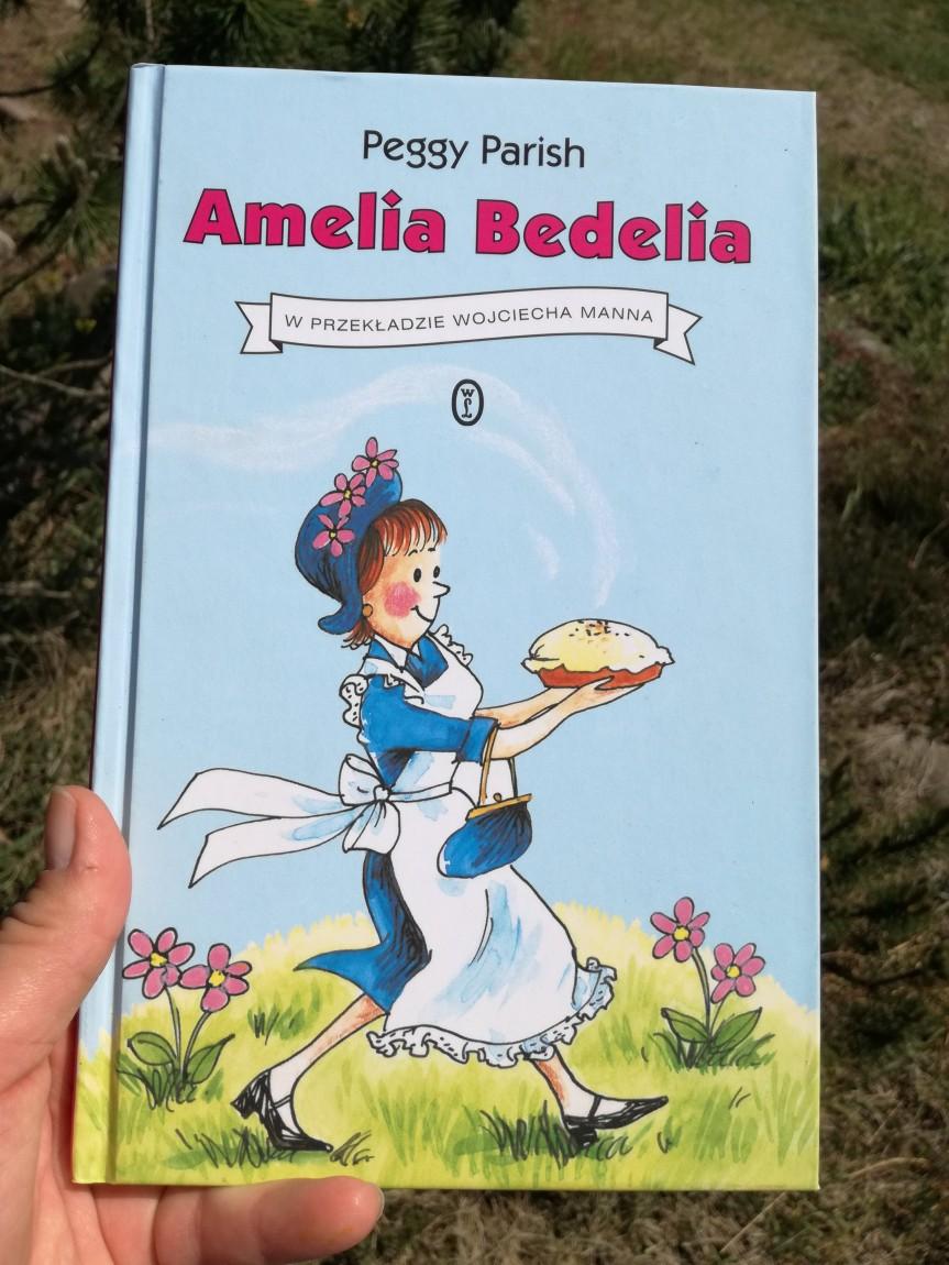 Amelia Bedelia, czyli półka zklasyką.