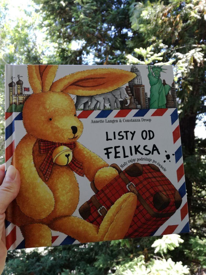 Czy przeczytałeś już listy odFeliksa?