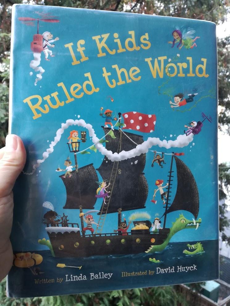 #angielski / If Kids Ruled the World – Gdyby dzieci rządziłyświatem.