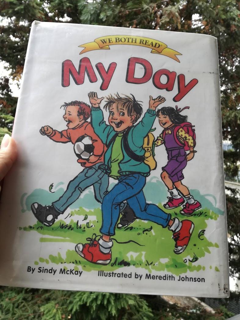 My day / Mójdzień