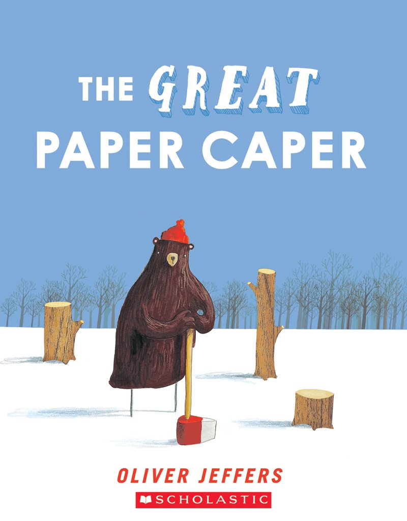 #angielski / The Great Paper Caper