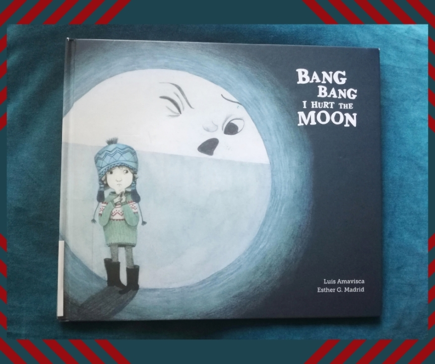 #angielski / BANG BANG I HURT THE MOON