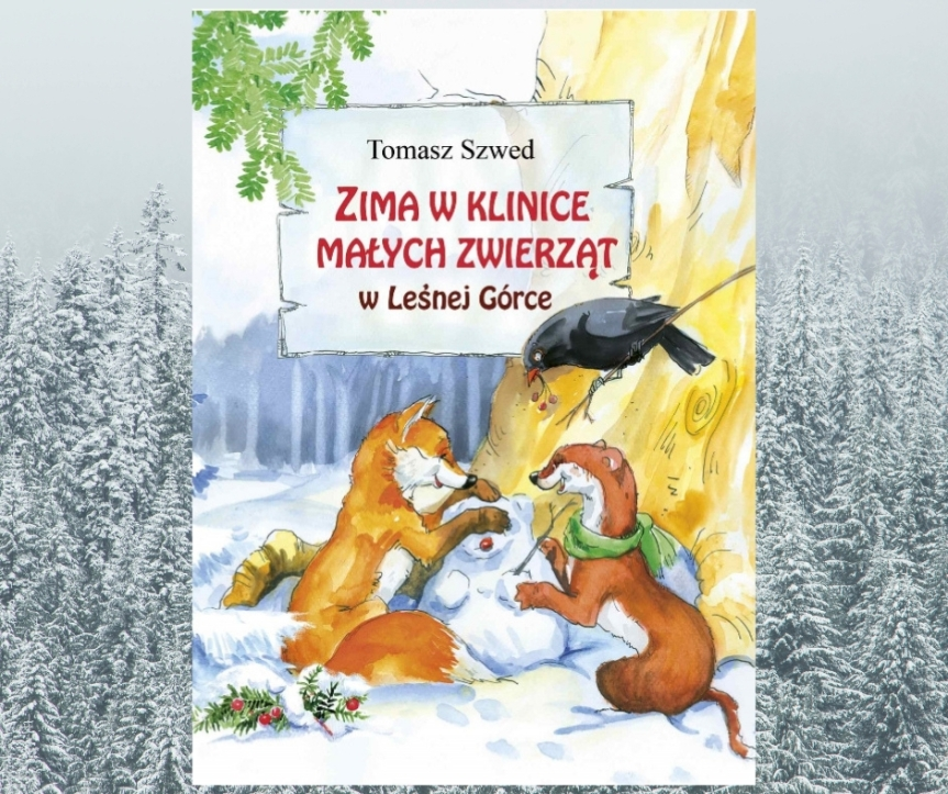 #Zima / Zima w Klinice Małych Zwierząt w LeśnejGórce