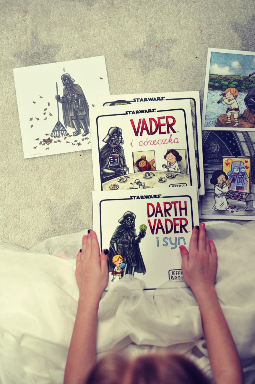 #komiks Vader i dzieci?Tak!