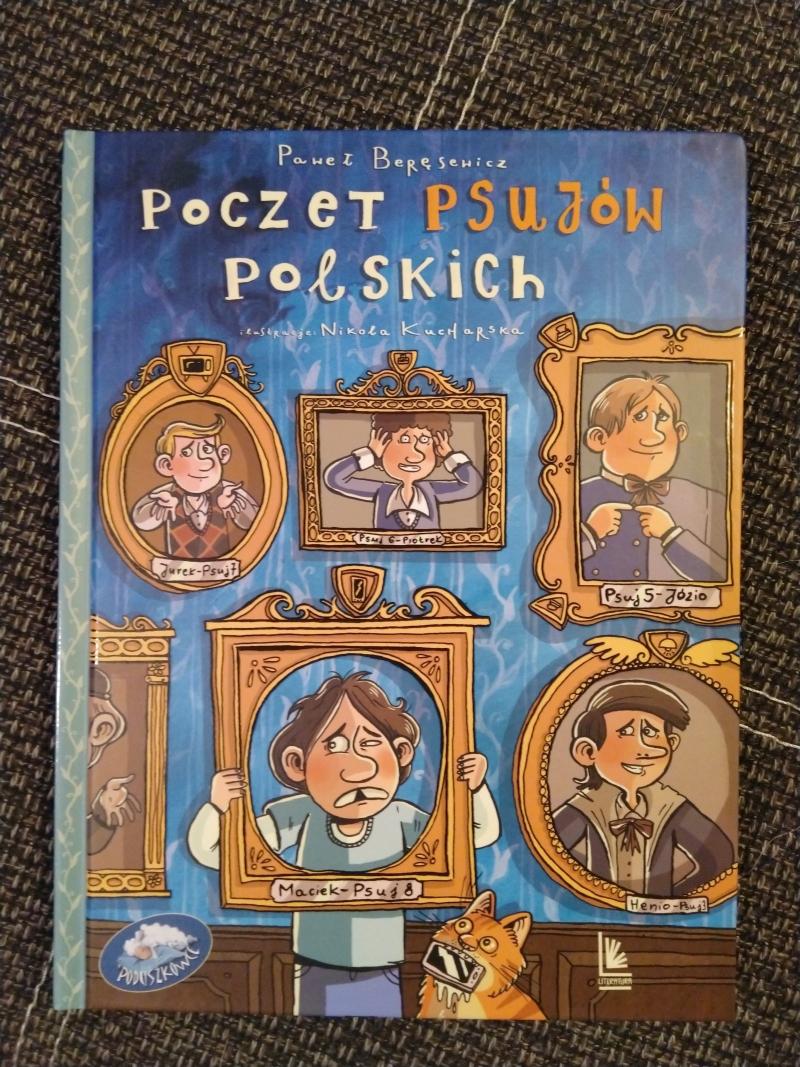 Poczet Psujów Polskich – to dopiero#historia!