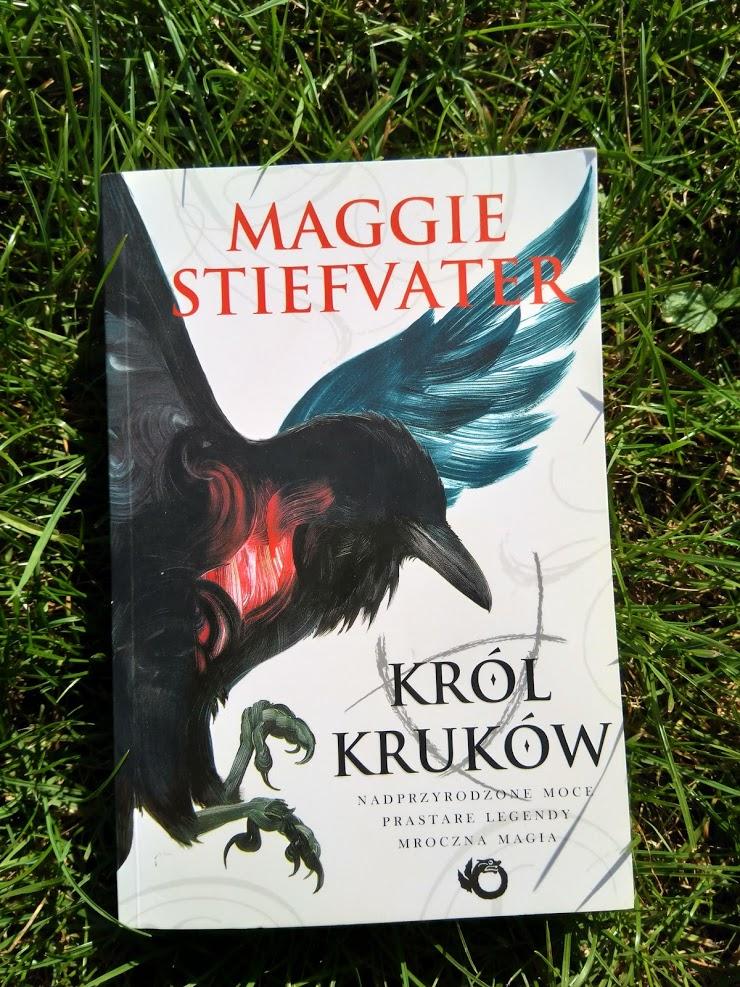 Król kruków – dorosła książka dlamłodzieży?